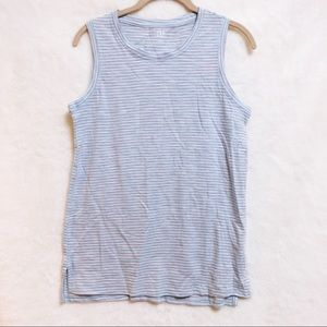GAP Multi-Stripe Easy Stripe Tank
